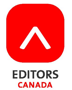 Editors Canada Webinars Logo
